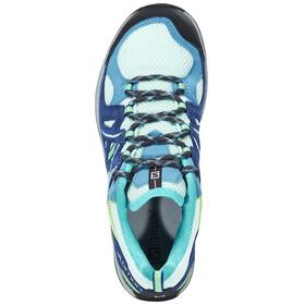 Salomon Ellipse 2 Aero - Chaussures Femme - bleu/turquoise